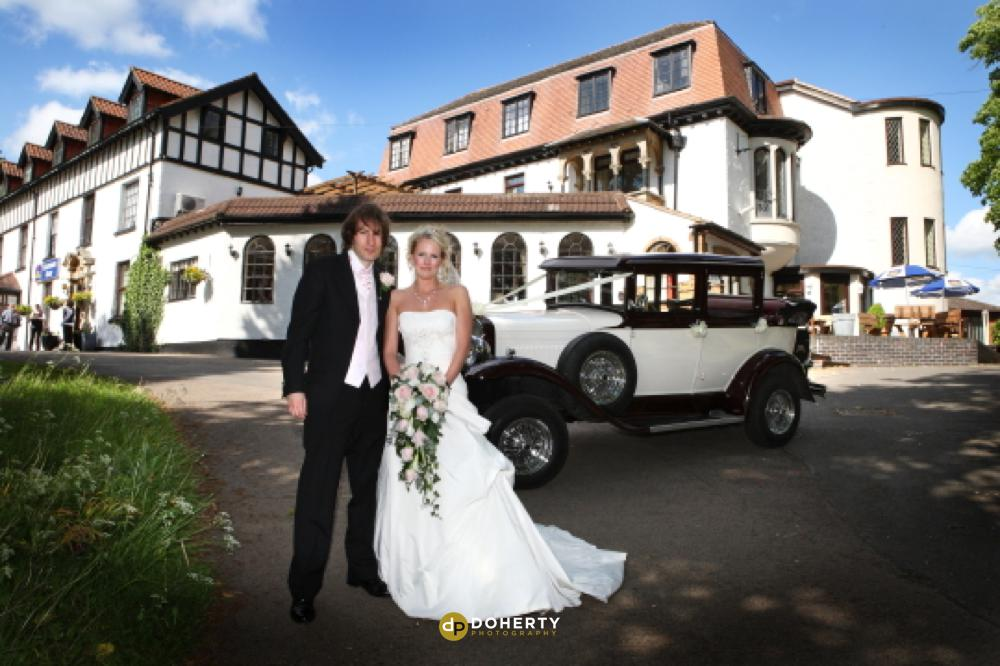 Ullesthorpe Court - Leicestershire Photography - Wedding