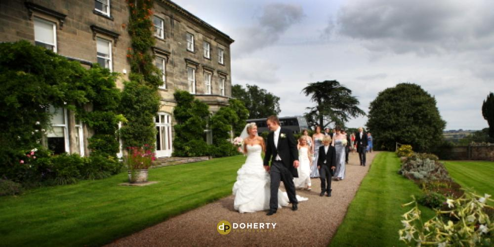 Whatton House - Leicestershire Wedding Photography