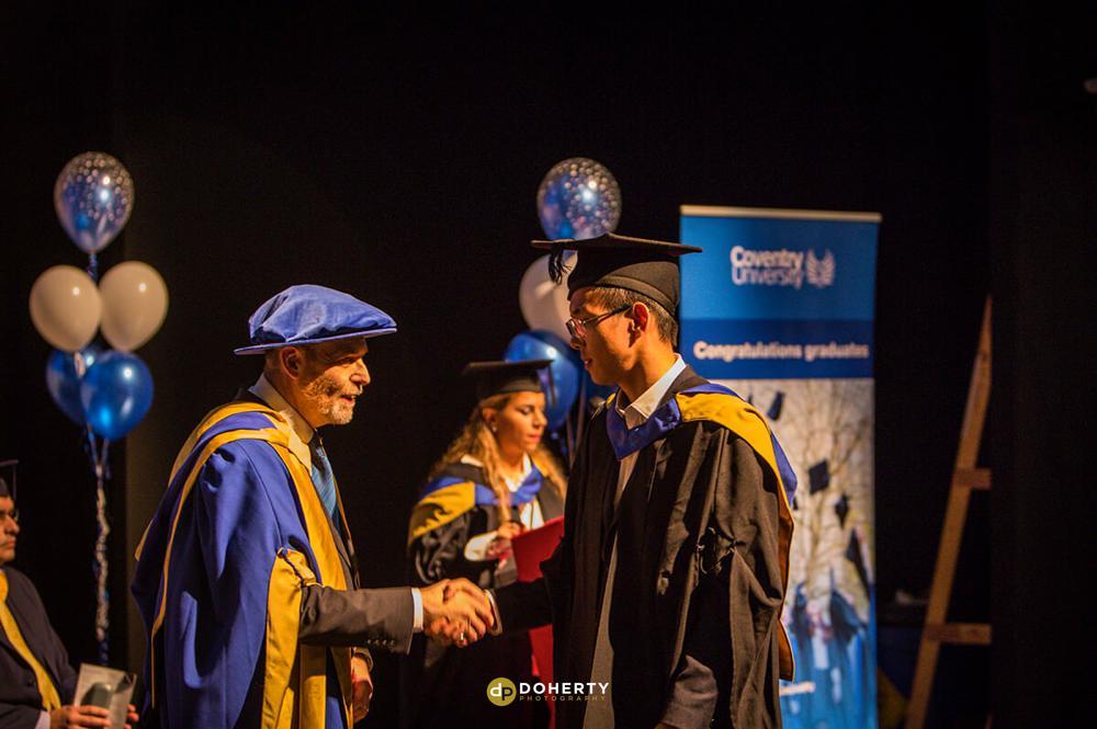 Coventry University Graduation Ceremony