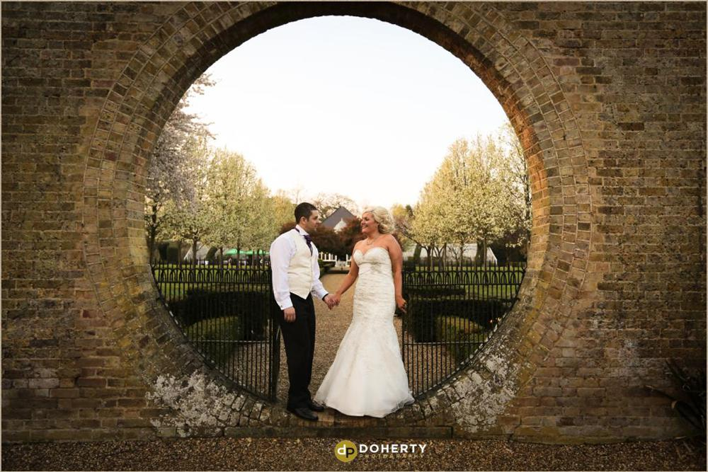 Hanbury Manor Hotel Wedding