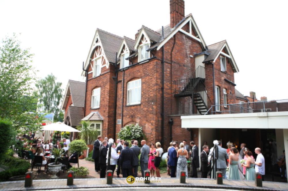 The Forest in Dorridge wedding venue