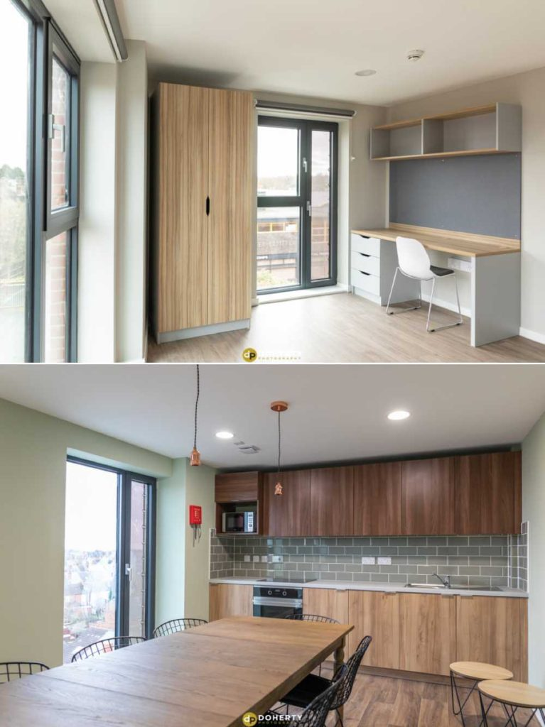 New Build Photography - Interiors - Coventry