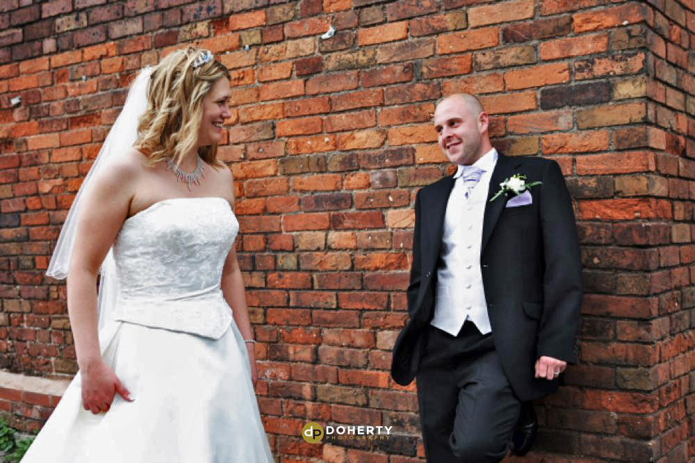 The Barns - Staffordshire Wedding Photographer
