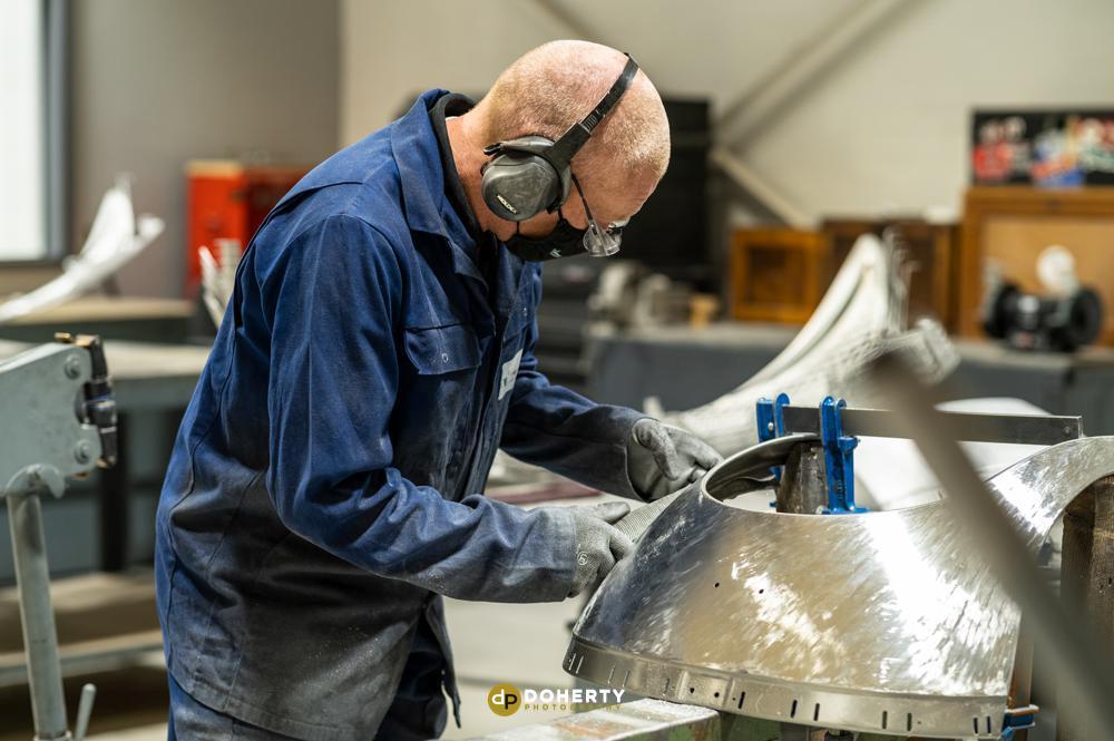 Sheet metal worker photo