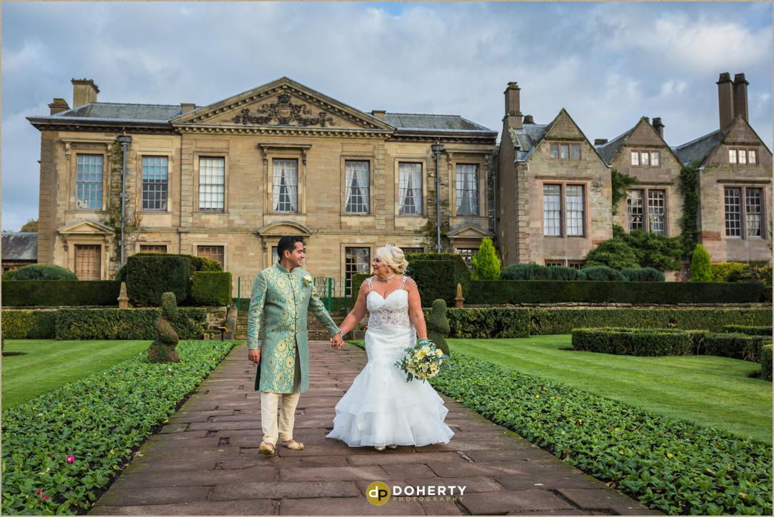 Fusion Wedding Photography - Coombe Abbey