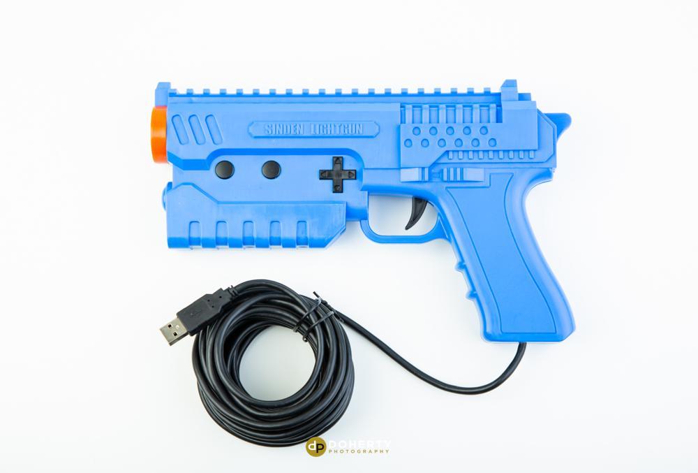 photos of a gaming gun