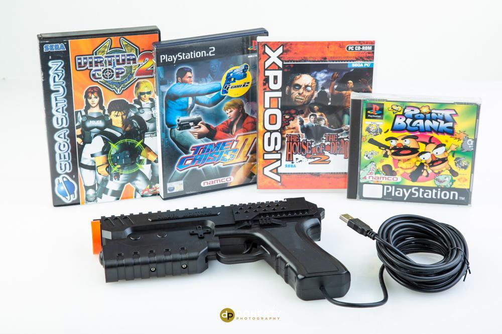xbox gaming gun