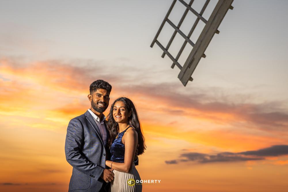 engagement proposal portraits