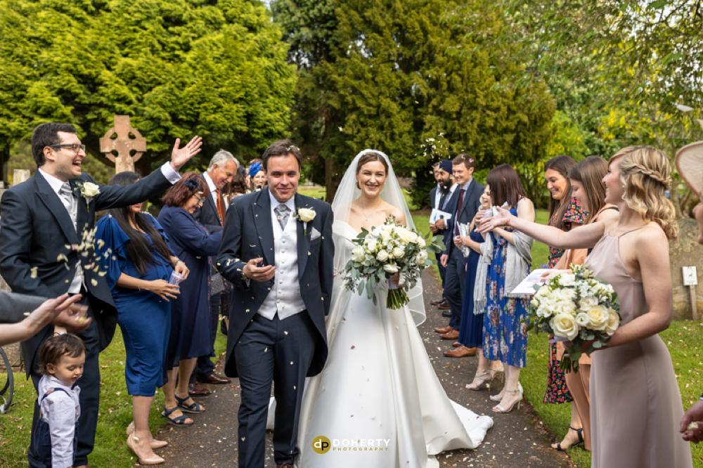 Hagley Hall - Wedding Photography - West Midlands