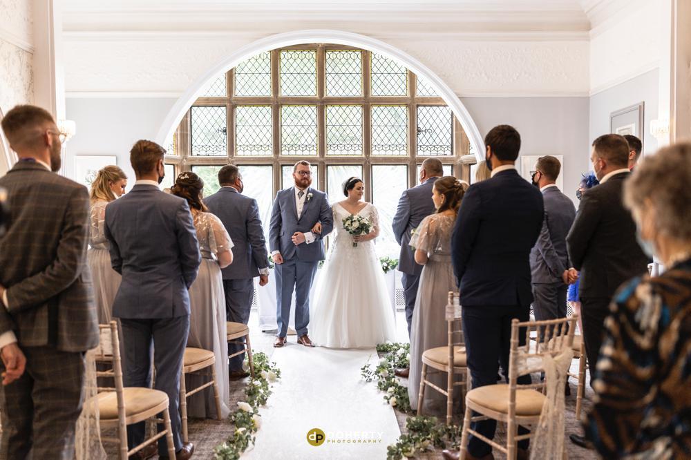 Wedding Ceremony - Illife Hotel - Laura Ashley - Wedding Photography