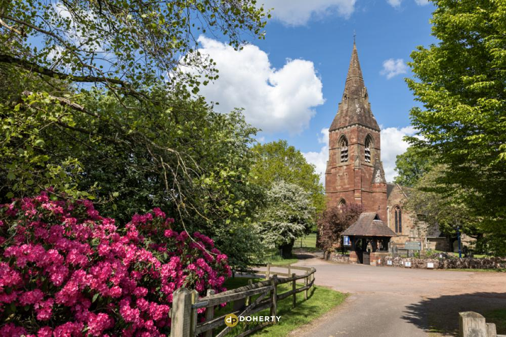 Hagley Hall - Wedding Photographer - West Midlands